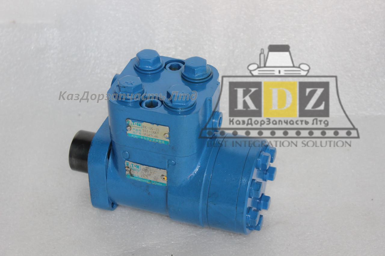 Рулевой распределитель (дозатор) (стар.обр.) BZZ-200 502-5285 на автогрейдер XCMG GR215, GR180