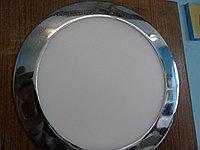 Софит диодный LED панель 15-18 ватт хром