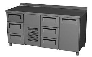 Стол холодильный Carboma T70 M3-1 0430 (3GN/NT 331)