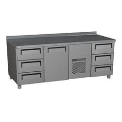 Стол холодильный Carboma T70 M3-1 0430 (3GN/NT 313)