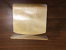 Сидение и спинка из фанеры для стула ученического