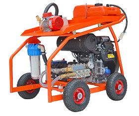 Водоструйные аппараты с автономным двигателем