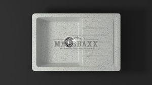 Мойка кухонная Marbaxx Энди Z16 светло серый
