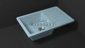 Мойка кухонная Marbaxx Энди Z16 голубой