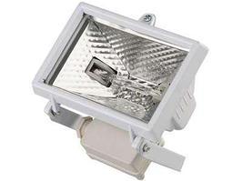 Прожектор галогеновый с дугой крепления Светозар SV-57105-W (цвет белый, 1000Вт)