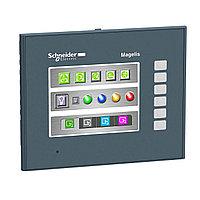 """Сенсорный цветовой терминал 3,5"""" 320×240 TFT, RJ45 RS232/485, SUB-D, 64Мб/128кБ"""