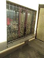 Дутые решетки на окна, фото 1