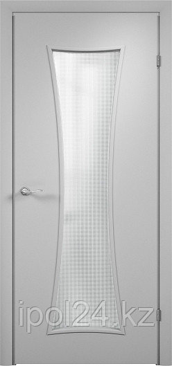 Строительные  дверь Verda с четвертью ДО 73