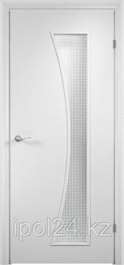 Строительные  дверь Verda с четвертью ДО 75