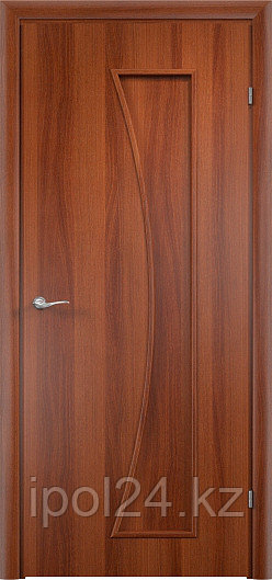 Строительные  дверь Verda с четвертью ДО 76