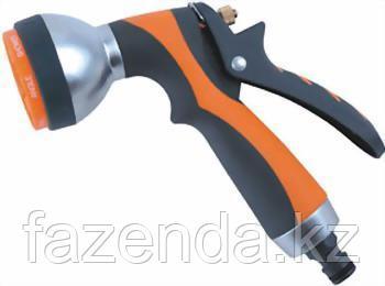 Пистолет-разбрызгиватель 7 режимов, металл