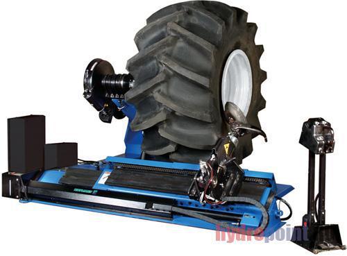 Оборудование шиномонтажное и балансировочное для грузовых автомашин и спецтехники