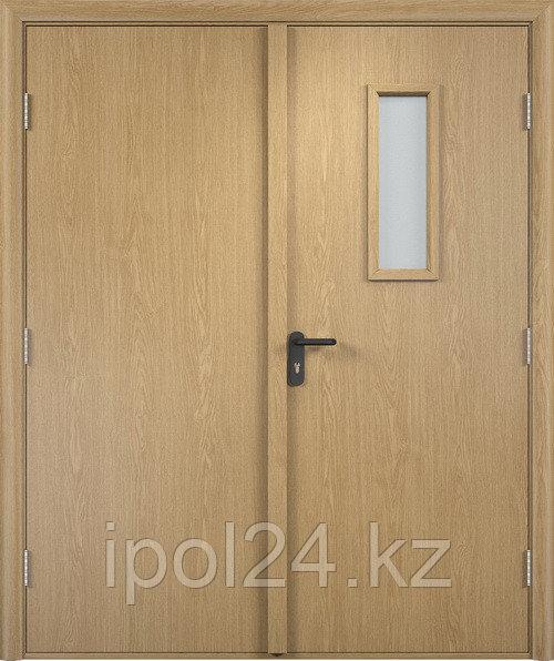 Противопожарная дверь Verda  ДДП комбинированная