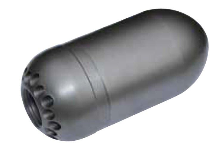 Hollow nozzle (насадка конусной струи)