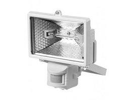 Прожектор Stayer Master MAXLight 57111-W (галогенный, датчик движения, белый, 150 Вт)