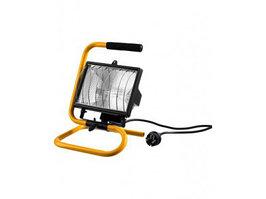 Прожектор Stayer Master MAXLight 57116-B (галогенный, переносной, черный, 500 Вт)
