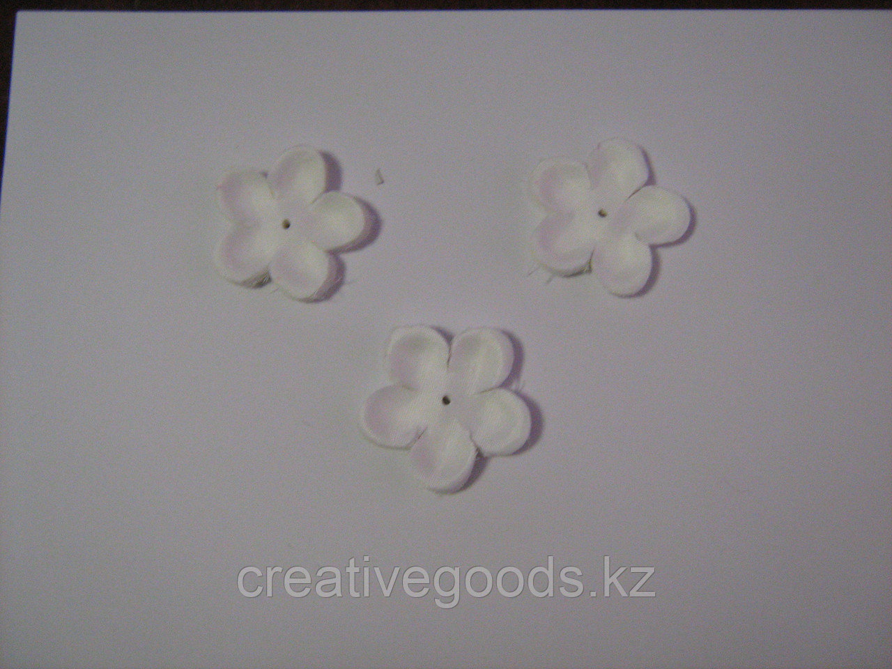 Заготовки для цветов. 4,5 см. Creativ 2206