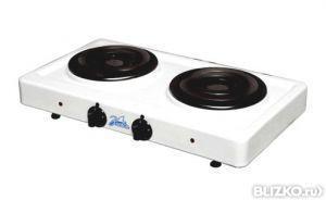 Электрическая двухкомфорочная плита HOT PLATE 2020А - фото 2