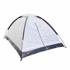 Палатка туристическая SANDE 2-х местная, цвет белый