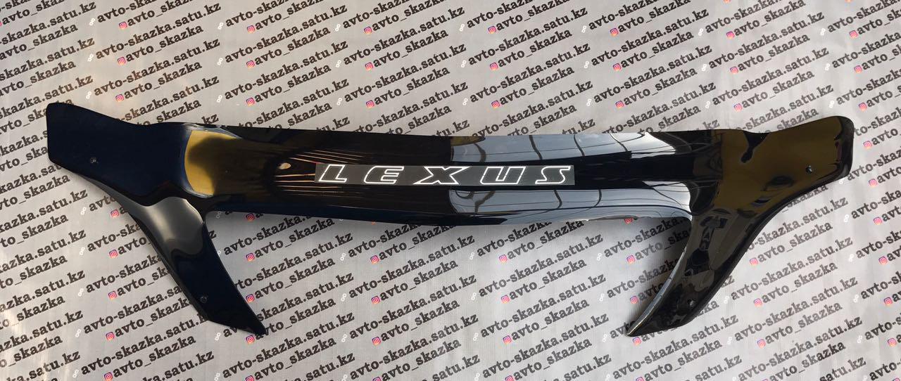 Мухобойка на LEXUS RX 300 (с усами) (1998-2002)
