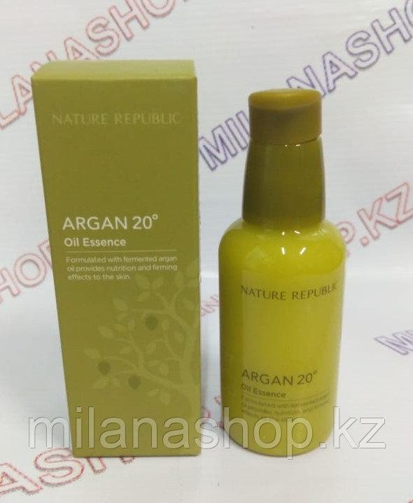 Nature Republic Argan 20 Oil Essence -Эссенция с  маслом арганы