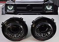 Фары MANSORY Style черные для Benz G-class W463 (Howell), фото 1