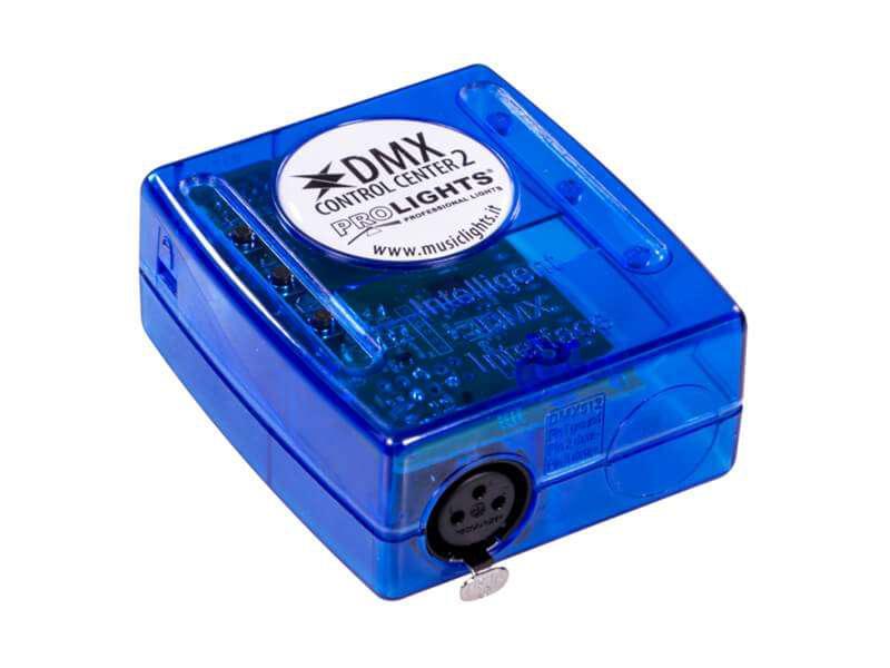 DMX карта управления DС2064