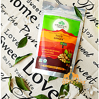 Органический Чай Тулси с Имбирем (Tulsi Ginger ORGANIC INDIA), 100 г.