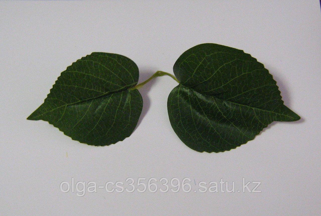 Листья зеленые. 23 * 10 * 10 см. Creativ 2215