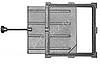 Задвижка ЗВ-5А