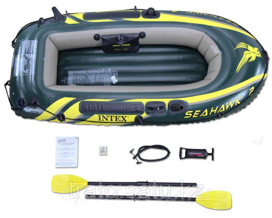 Надувная лодка Intex 236 х 114 х 41 CM