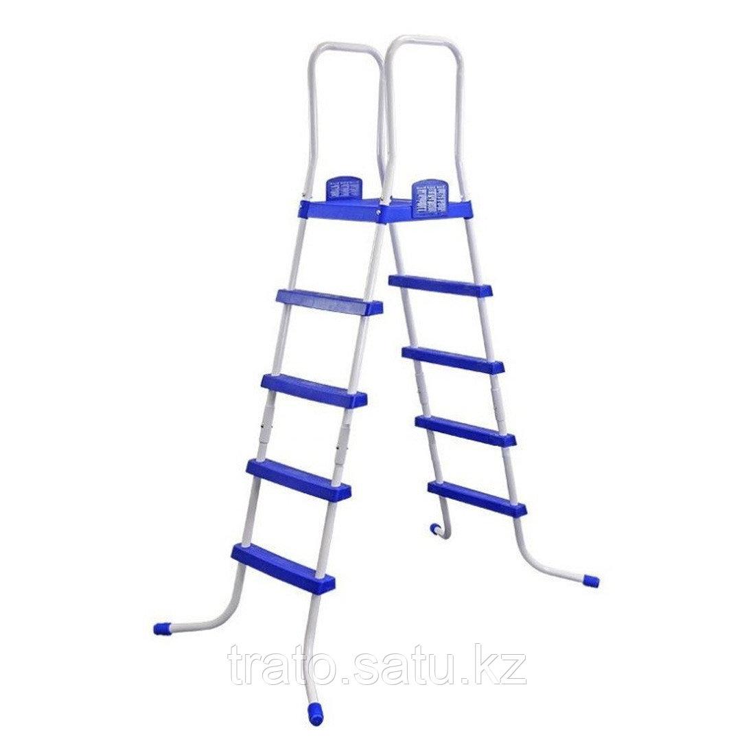 Лестница для бассейнов 132см