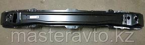 Усилитель переднего бампера металлический Renault Logan II 2014>(NEW)