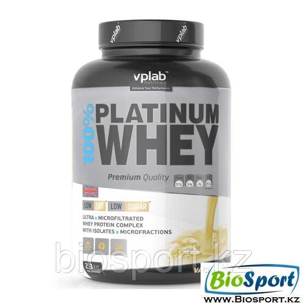 Протеин 100% Platinum Whey - 2,3 кг
