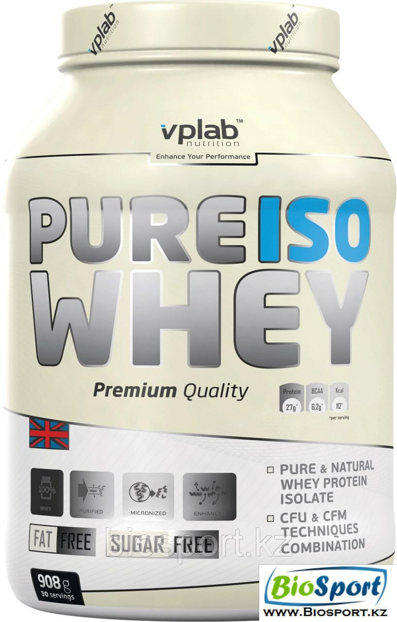 Протеин Pure Iso Whey 908г
