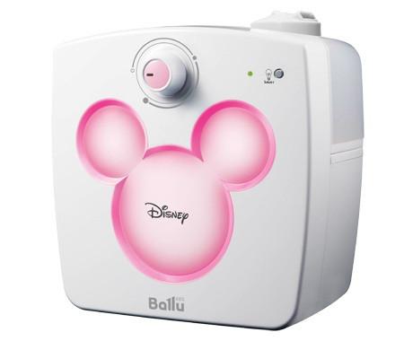Увлажнитель воздуха Ballu UHB-240 розовый Disney