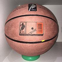 Баскетбольный мяч Spalding замша, фото 3