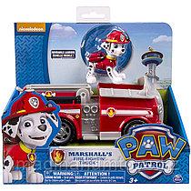 Игровой набор Щенячий патруль «Пожарная машина Маршала»