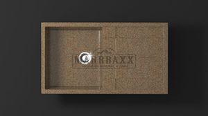 Мойка кухонная Marbaxx Рони Z17 терракот