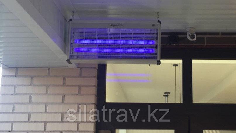 Ультрафиолетовая ловушка для насекомых - KILL PEST - фото 2