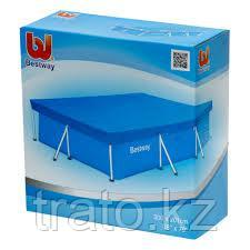 Чехол защитный для бассейна прямоугольного Bestway 300х201см