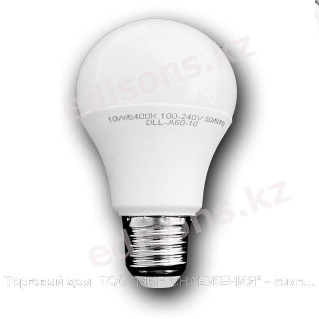 DLL-A60-12 Светодиодная лампа  Е27-12Вт 4000К.ОПТОМ