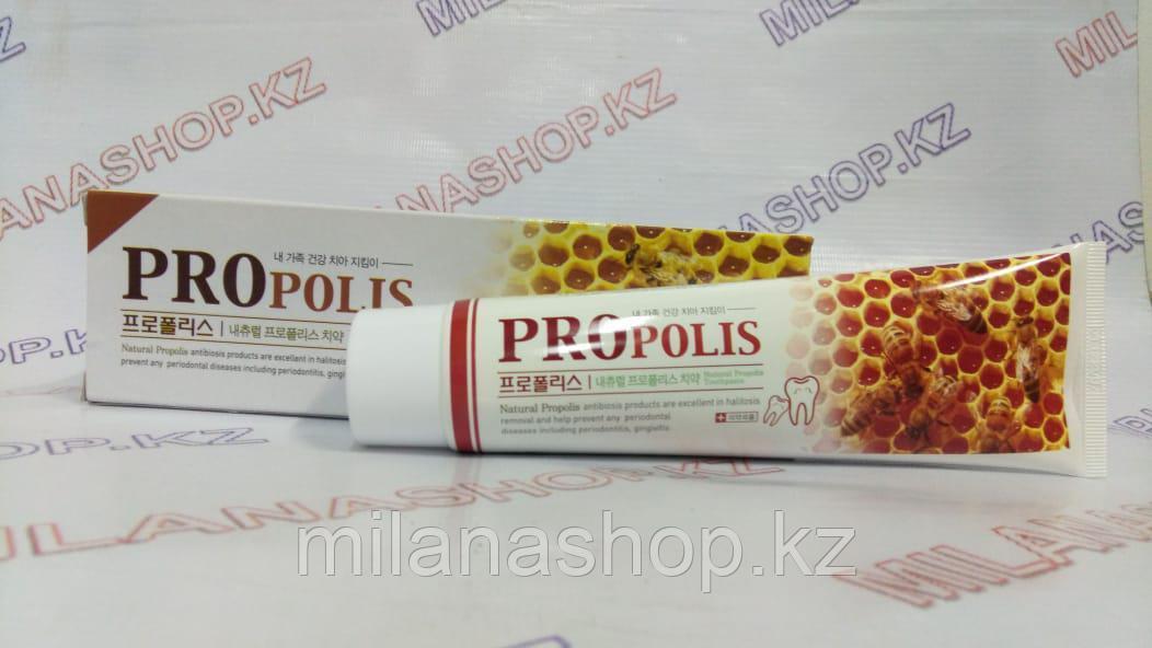 Hanil Propolis Natural Bee Toothpaste - Зубная паста с натуральным пчелиным воском и маточным молочком