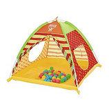 Детские игровые палатки, домики, вигвамы