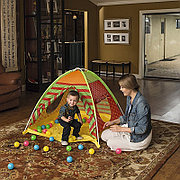 """Детский игровой домик """"Палатка"""" с шариками, Bestway 68080"""