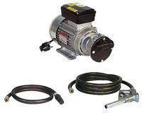 Электрический насос для дизельного топлива и масла 220 В, Комплект Bonezzi 895