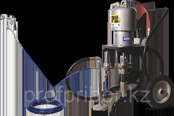 Окрасочный аппарат безвоздушного распыления Contracor ASP-451
