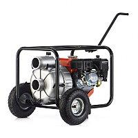 Бензиновая мотопомпа для средне-газрязненных вод Meran MPG301ST, фото 1