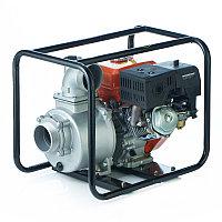 Бензиновая мотопомпа для газрязненных вод Meran MPG401, фото 1