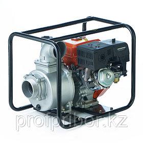 Бензиновые мотопомпы для грязной воды SUBARU, KOSHIN, MERAN до 108 м³/ч